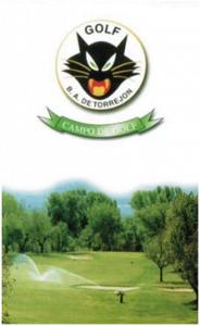 Ecusson Golf Base Aerea de Torrejon