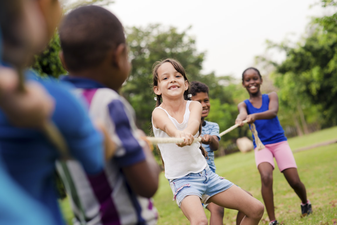 Offrir un camp de vacances à un enfant
